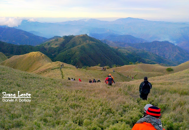 mt pulag height