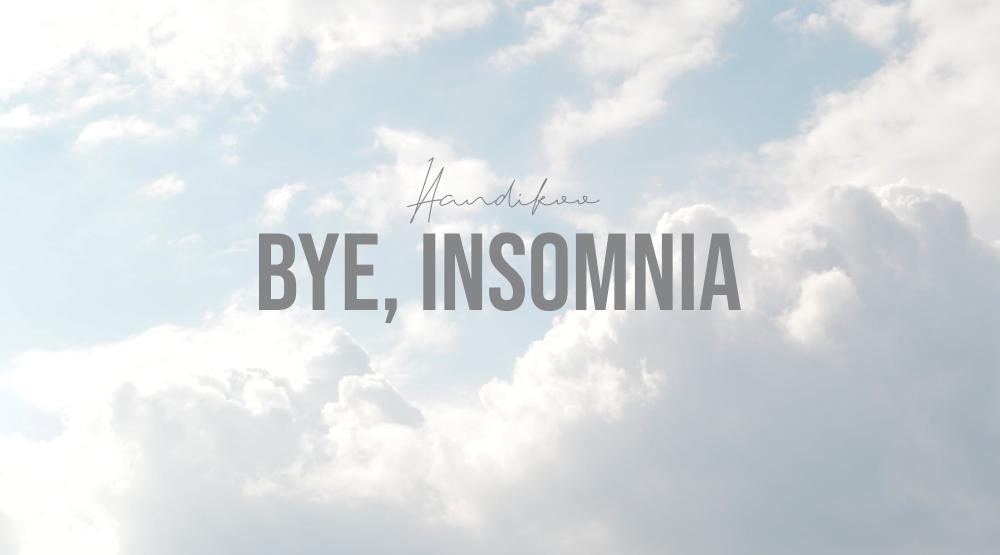 """Masih Dengan Insomnia dan """"Terlalu Berpikir"""""""