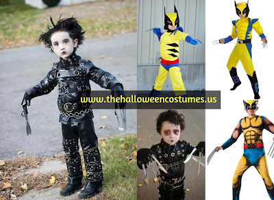 X-Men Halloween Costume for kids & teens 2016