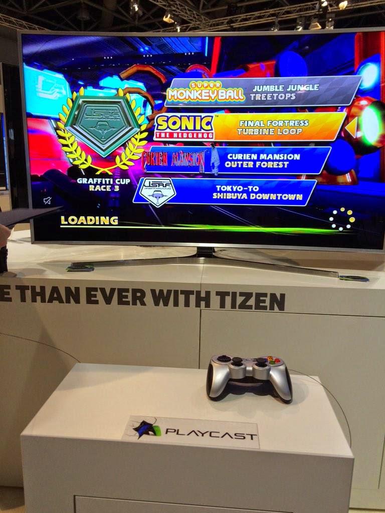 Layanan cloud gaming Playcast sekarang tersedia di Tizen TV