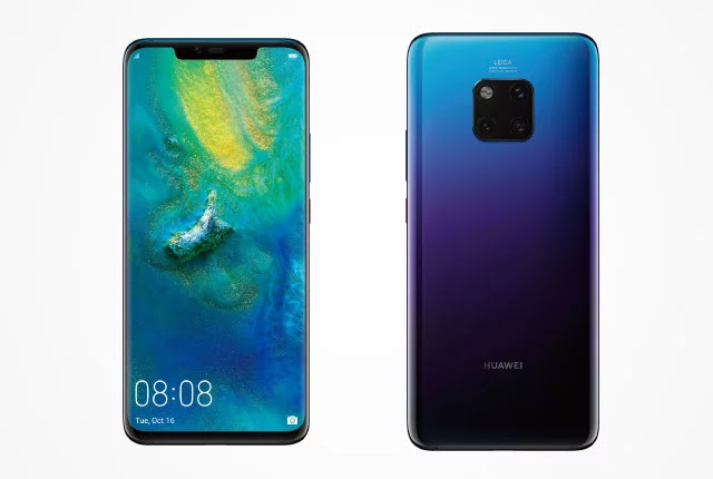 Huawei Mate 20 Pro - Price, Specifications & Features