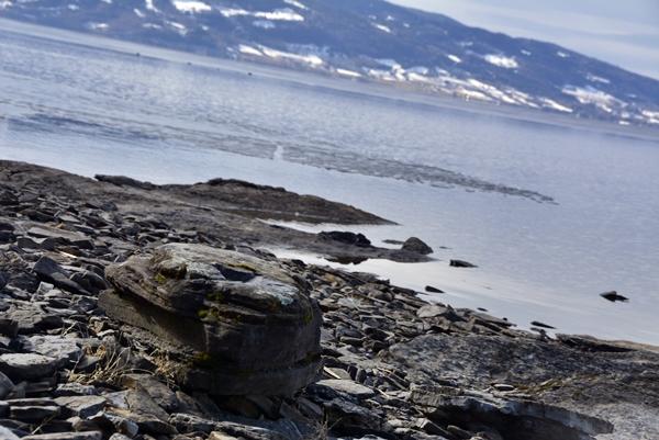 stein vannkant
