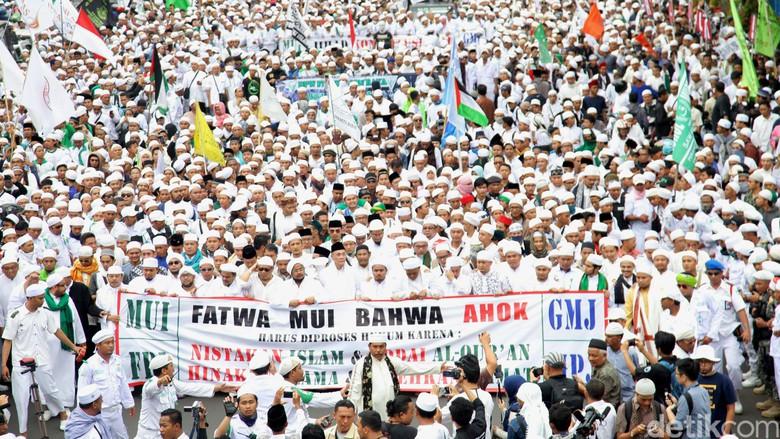 Berjanji Gelar Aksi Damai, FPI: Tak Ada Bayaran di Demo 4 November