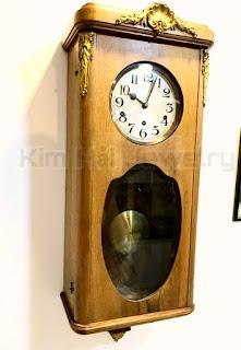 đồng hồ Vedette đuôi chuột