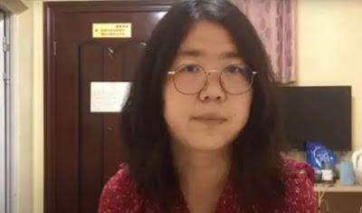 Chinese Court Jails Journalist For 4 Years Over Coronavirus Outbreak Reports