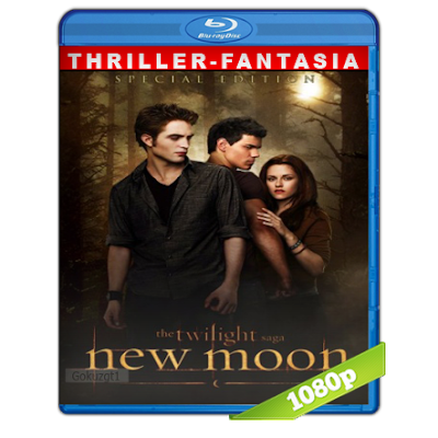 Crepusculo 2 Luna Nueva (2009) BRRip Full 1080p Audio Trial Latino-Castellano-Ingles 5.1
