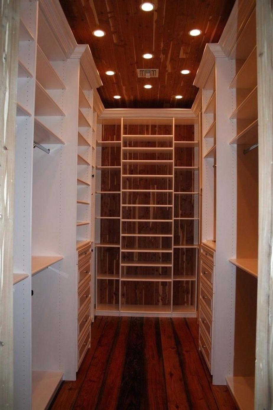 Hot Inspiration of Closet Architecture