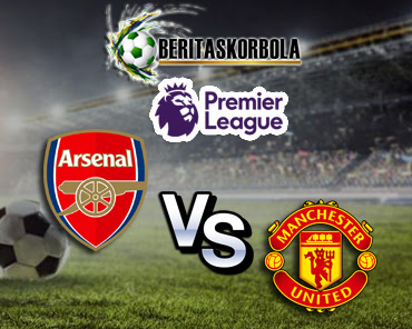 Prediksi Bola Arsenal Vs Manchester united Minggu 31 Januari 2021