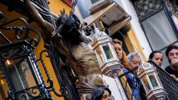 Todos los Actos del Lunes Santo de Sevilla