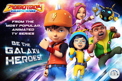 BoBoiBoy: Galactic Heroes RPG v2.0.0 Apk For Android Terbaru