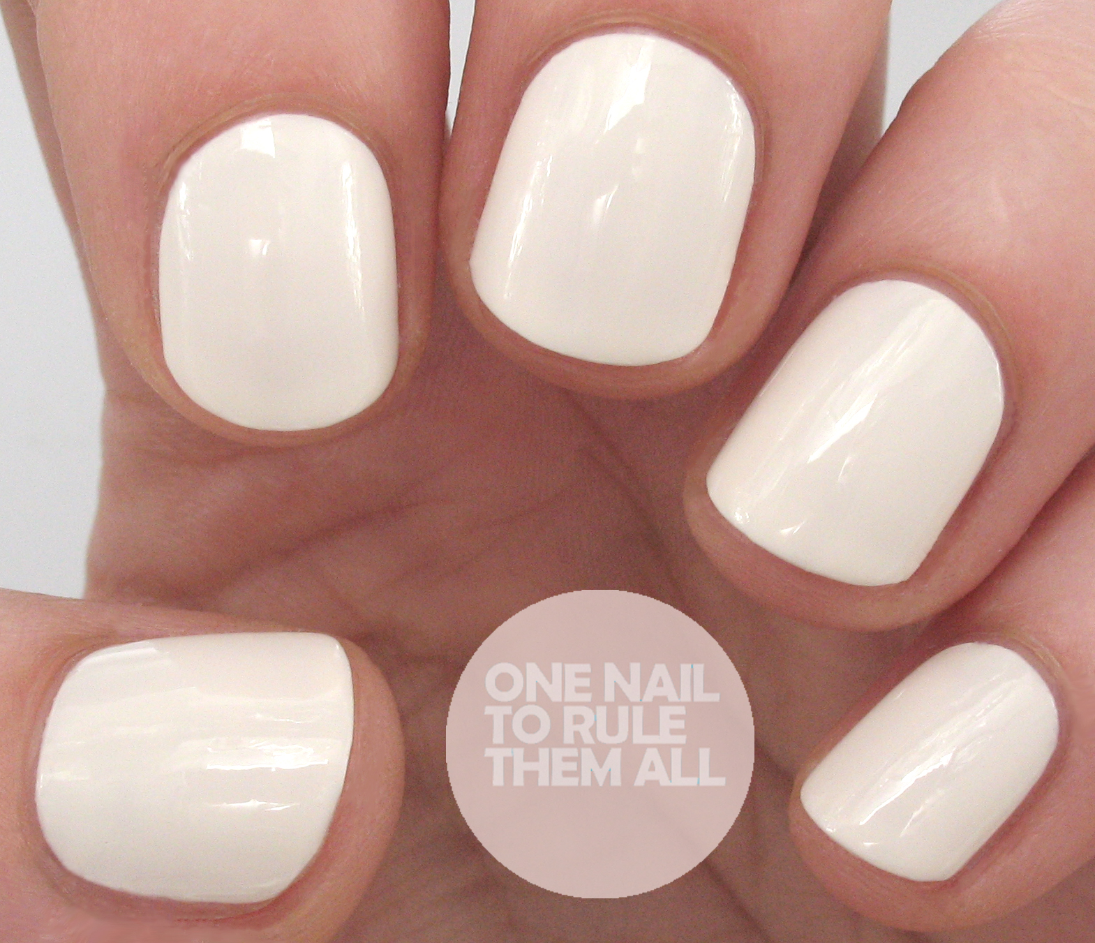 One Nail To Rule Them All: Barry M Summer 2014 Gelly Nail