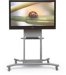 MooreCo Elevation Flat Screen TV Cart