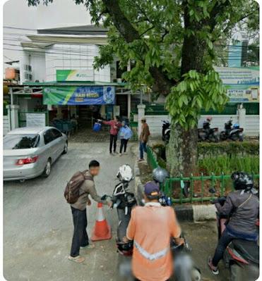 Kantor BPJS Ketenagakerjaan di Bandung