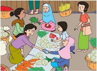 wacana pentingnya masakan sehat bagi badan dan kunci tanggapan 40 Soal Tema 3 Kelas 5 Subtema 2 (Pentingnya Makanan Sehat Bagi Tubuh) + Jawaban