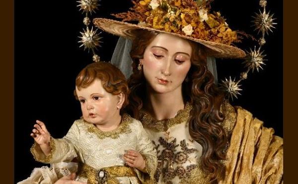 Horario e Itinerario Procesión de La Divina Pastora de Cártama (Málaga)