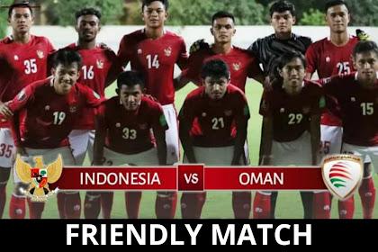 Link Live Streaming Pertandingan Timnas Indonesia Malam Ini