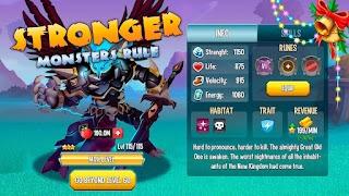 Monster Legends v 10.0.1 MOD APK (Always 3 stars WIN)