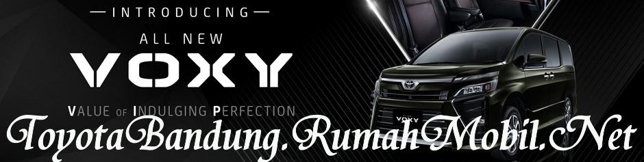 Paket Kredit Toyota Voxy Di Bandung