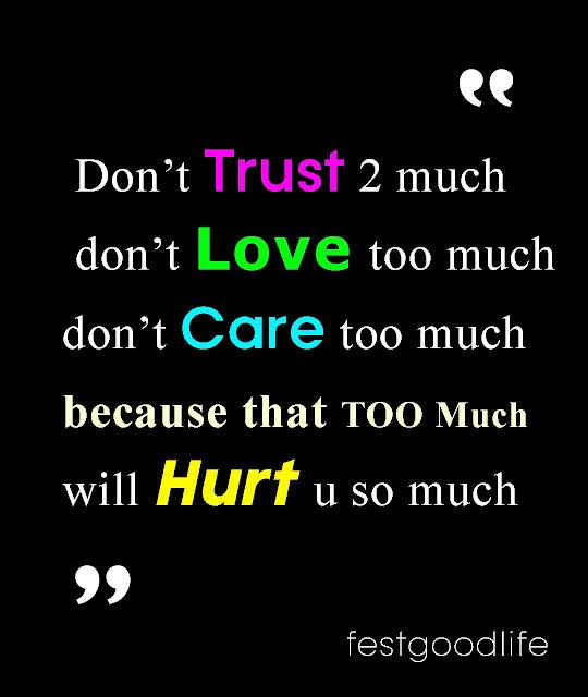love hurt caption quotes status