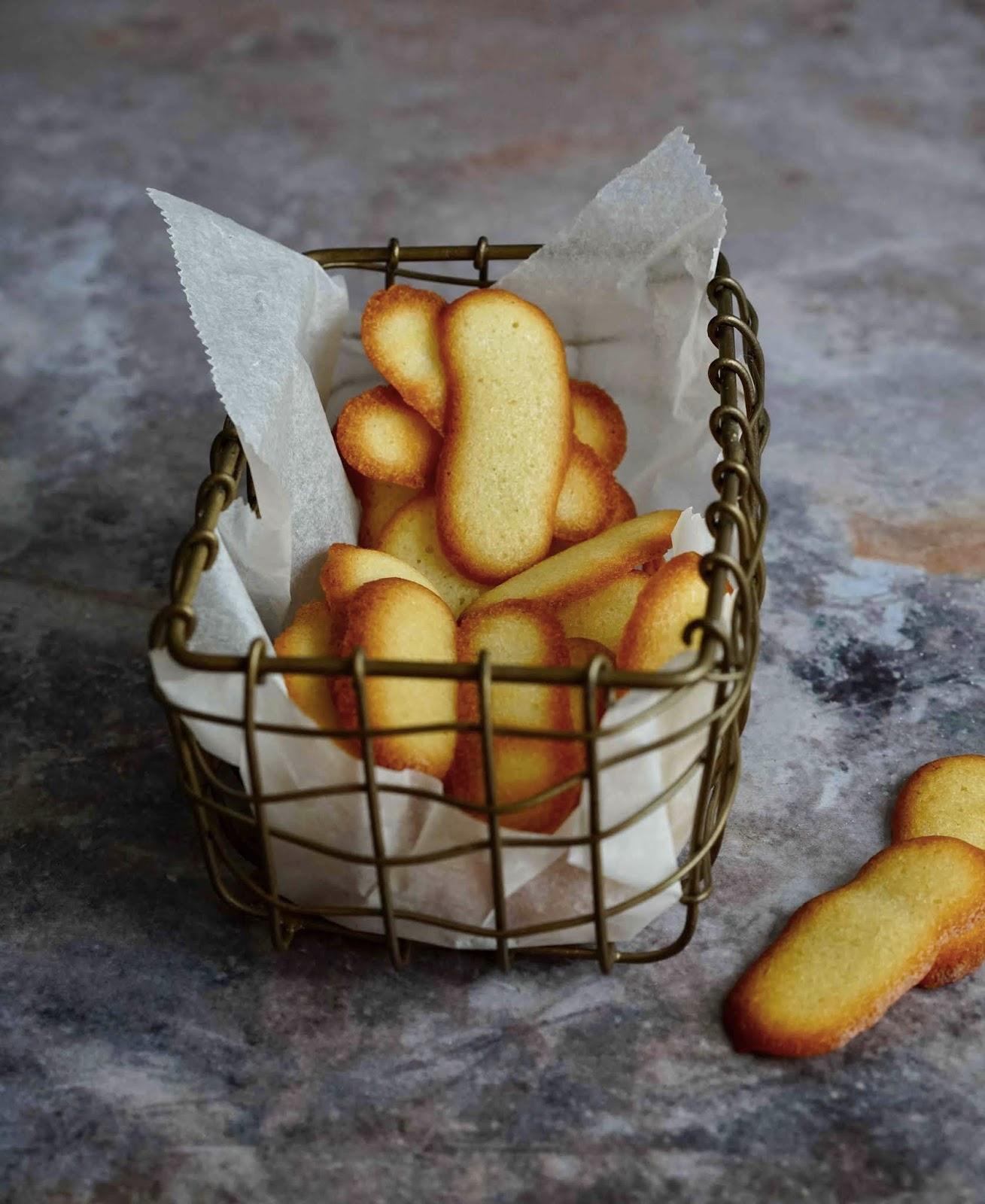 biscuits , cuisine française ,recettes CAP , petits gâteaux