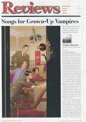 The Lodge Mastering Vampire Weekend And The Postal