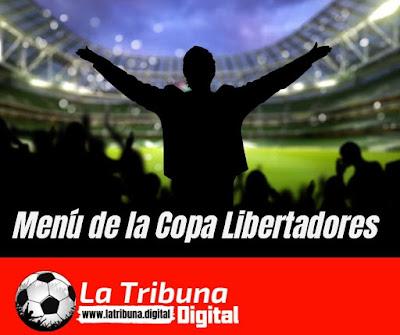 Fixture Copa Libertadores de América fecha 1 jornada 6
