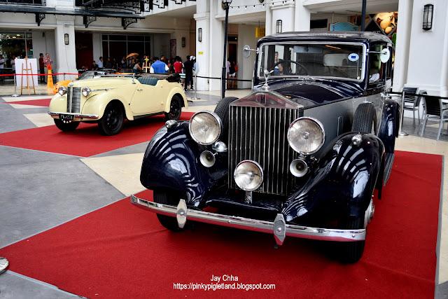 Classic Car Penang Rendezvous