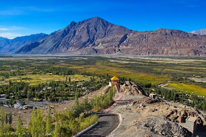 Diskit, Ladakh, India