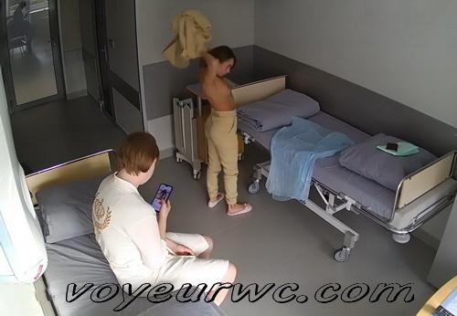 Hidden camera in the hospital's women's wards (Women's Hospital wards 03)