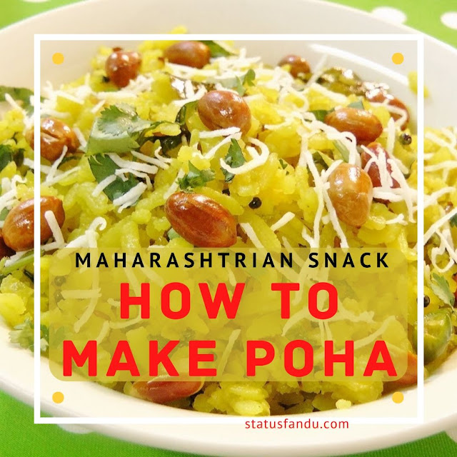 How-To-Make-Poha-Recipe-For-Breakfast