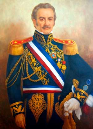 Expedición de Ramón Freire a Chile