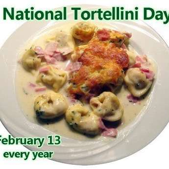 National Tortellini Day Wishes Unique Image