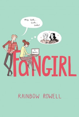 Fangirl Rainbow Rowell Book Review
