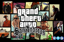 Download Game Grand Theft Auto San Andreas for Computer or Laptop