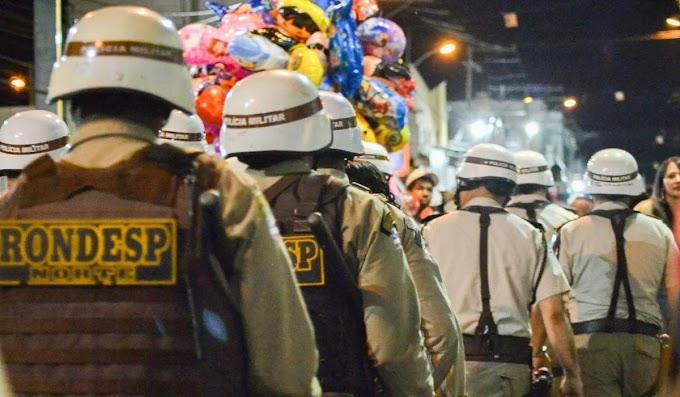 Governo da Bahia divulga edital de concurso para Polícia Militar e Bombeiro