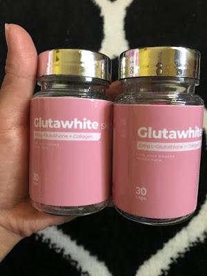 Duo Whitening! 7X Extra Suplemen pemutih ampuh