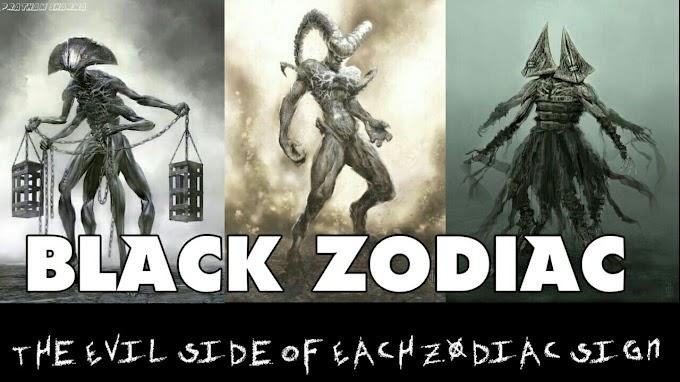 Black Zodiac : The Evil Side Of Each Zodiac Sign
