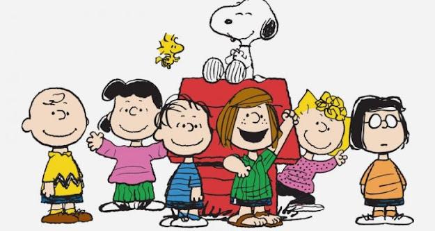 Peanuts, la historia de Charlie Brown, Snoopy y sus amigos