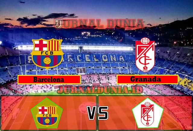 Prediksi Barcelona vs Granada ,Jumat 30 April 2021 Pukul 00.00 WIB