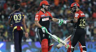 Virat Kohli 75* - KKR vs RCB 48th Match IPL 2016 Highlights