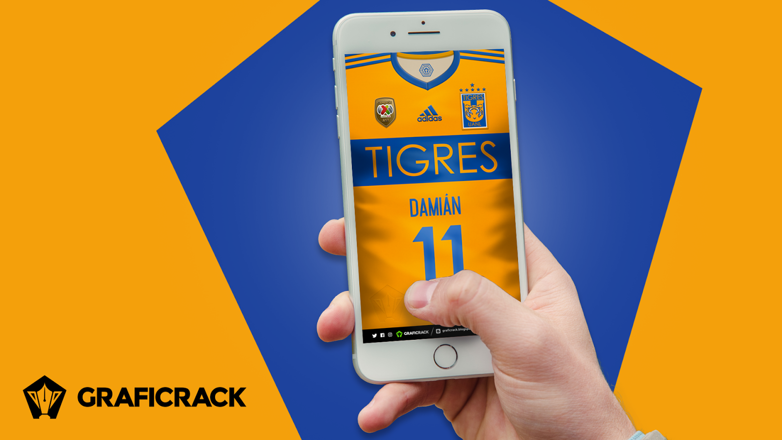 Wallpapers Tigres Uanl Local Campeón Ap 2017 Hd
