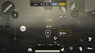 Setting Kontrol Pemain 4 Jari PUBG Mobile