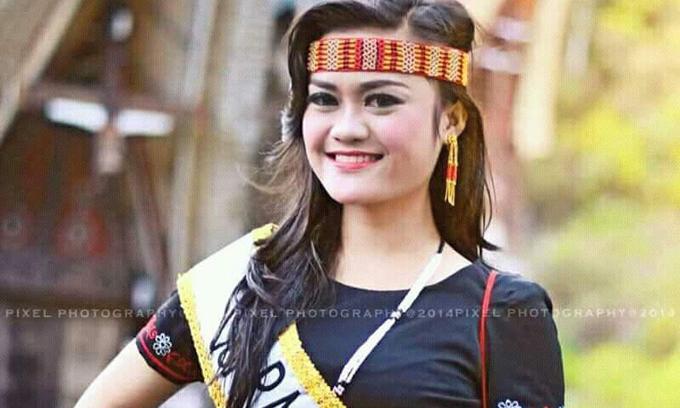 Inilah Sosok Gadis Cantik Toraja Pemeran Film Horor 'Tomate Walking Dead'
