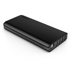 EasyAcc Monster 20000mAh Power Bank (4A Input 4.8A Smart Output)External Battery Portable Charger for Android iPhone Tablets