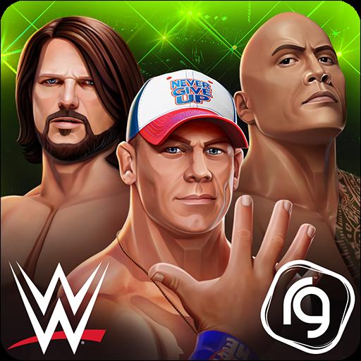 WWE Mayhem v1.26.228 Apk Mod [Dinheiro Infinito]