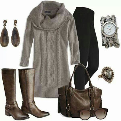 Ideas outfits winter-invierno