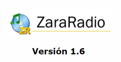 ZaraRadio Free v1.6.2 ~ Audio - Sabaneta