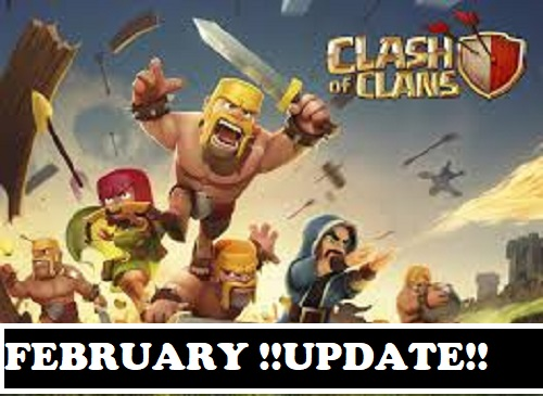 Clash Of Clans February 2020 Update Details,