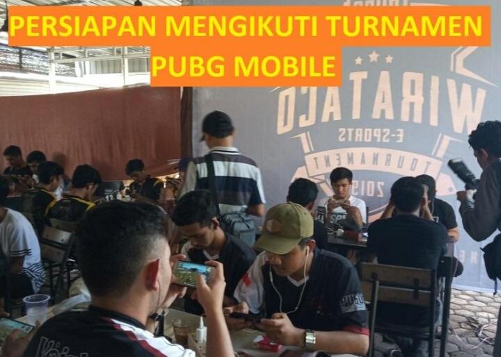 Tournament PUBG Mobile