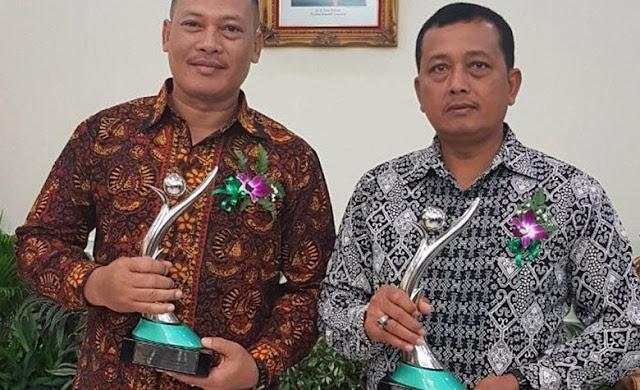 Pabrik Unit Bisnis Bagian RGE Menerima Proper Hijau Dari Menteri LHK